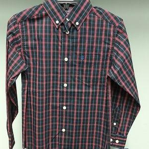 🆕Izod Stoney Creek Stretch Woven Shirt